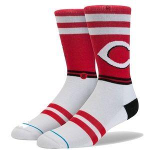 Cincinnati Reds Stance Socks